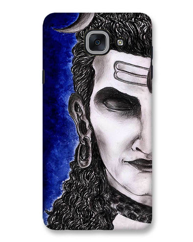 Meditating Shiva | Samsung Galaxy j7 max Phone case