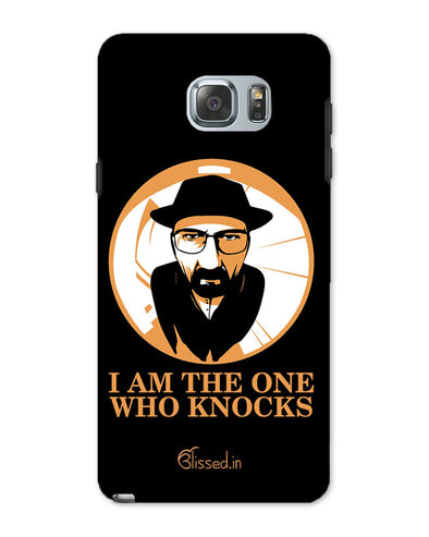 The One Who Knocks | Samsung Galaxy Note 5 Phone Case