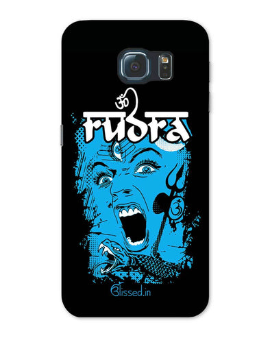 Mighty Rudra - The Fierce One | Samsung Galaxy Note S6 Phone Case