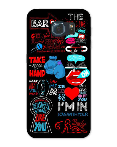 Shape of You | Samsung Galaxy Note S6 Phone Case