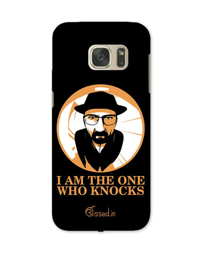 The One Who Knocks | Samsung Galaxy Note S7 Phone Case