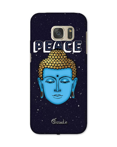 Peace of buddha | Samsung Galaxy Note S7 Phone Case