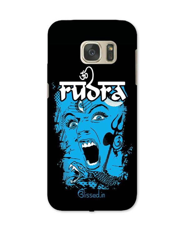 Mighty Rudra - The Fierce One | Samsung Galaxy Note S7 Phone Case