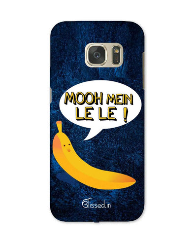 Mooh mein le le | Samsung Galaxy Note S7 Phone case