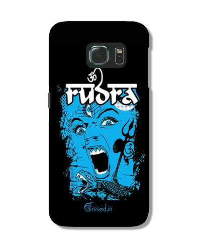 Mighty Rudra - The Fierce One | Samsung Galaxy S6 Edge Phone Case