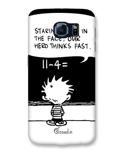 Hero Hobbes | Samsung Galaxy S6 Phone Case