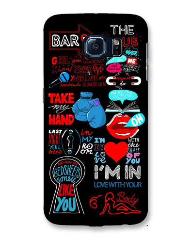 Shape of You | Samsung Galaxy S6 Phone Case