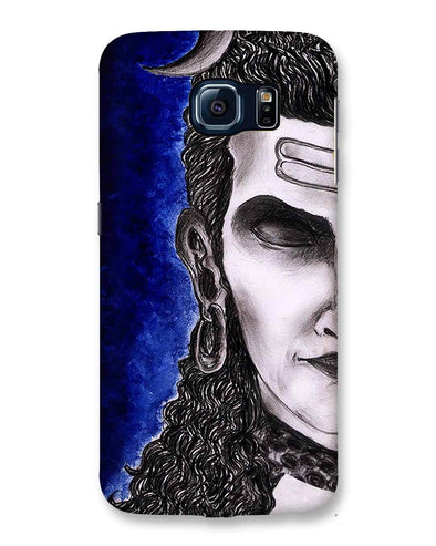 Meditating Shiva | Samsung S6 Phone case