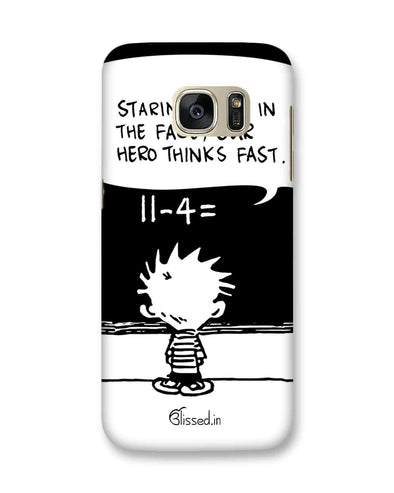 Hero Hobbes | Samsung Galaxy S7 Phone Case