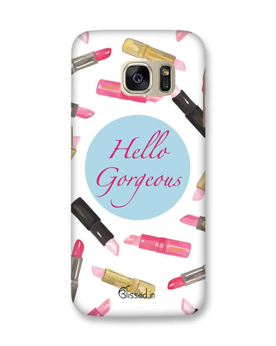 Hello Gorgeous | Samsung Galaxy Note S7 Phone Case