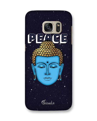 Peace of buddha | Samsung Galaxy S7 Phone Case
