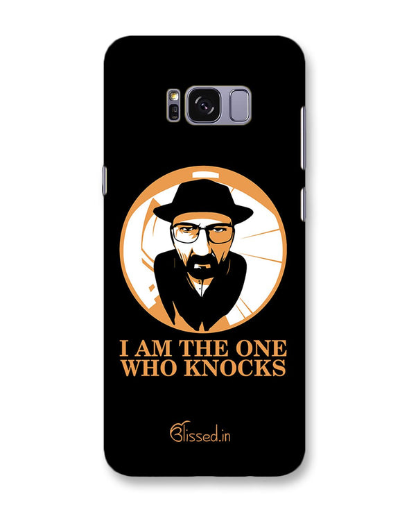 The One Who Knocks | Samsung Galaxy S8 Plus Phone Case
