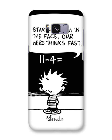 Hero Hobbes | Samsung Galaxy S8 Plus Phone Case
