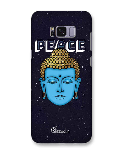 Peace of buddha | Samsung Galaxy S8 Plus Phone Case