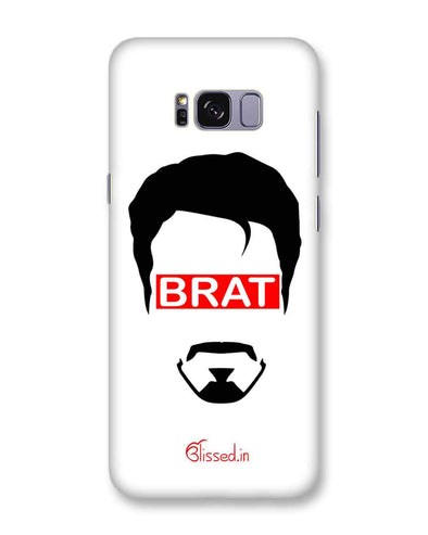 Brat  | Samsung Galaxy S8 Plus Phone Case