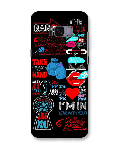 Shape of You | Samsung Galaxy S8 Phone Case