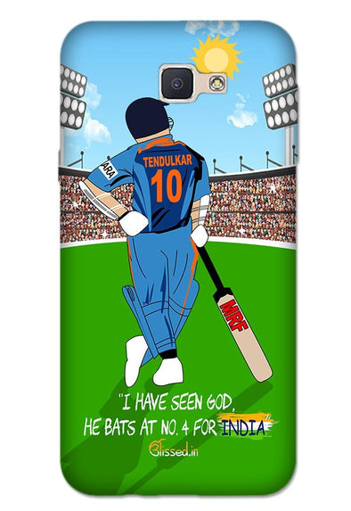 Tribute to Sachin | SAMSUNG J5 PRIME Phone Case