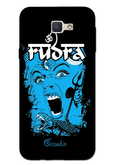 Mighty Rudra - The Fierce One | SAMSUNG J5 PRIME Phone Case