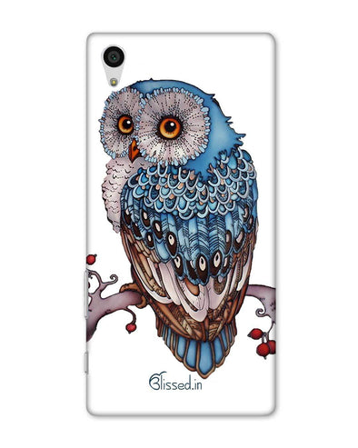 Blue Owl | Sony Xperia Z5 Phone Case