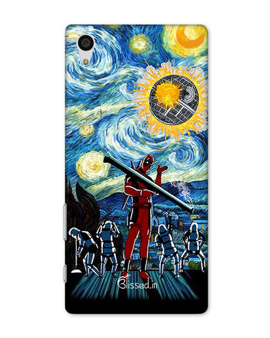 Dead star | Sony Xperia Z5 Phone Case