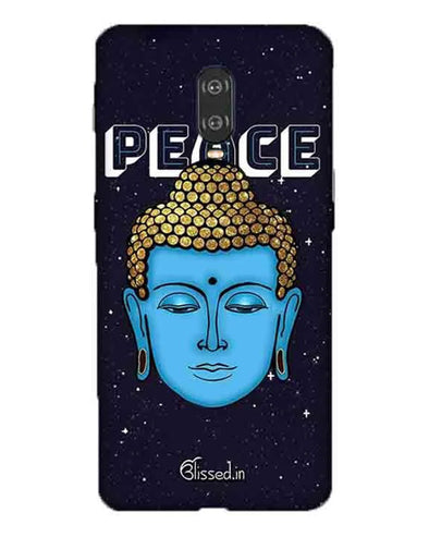 Peace of buddha | One Plus 6T Phone Case