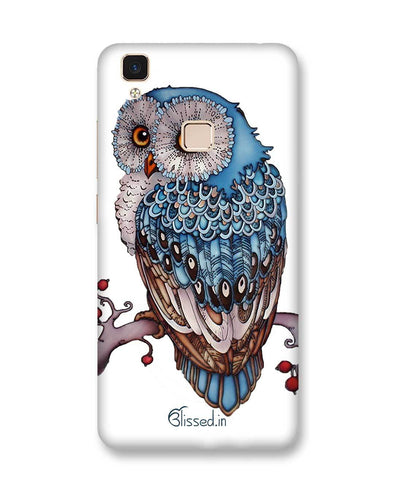 Blue Owl | Vivo V3 Max Phone Case
