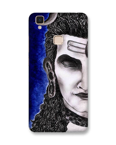 Meditating Shiva | Vivo v3 max Phone case