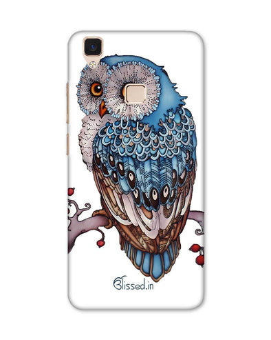Blue Owl | Vivo V3 Phone Case