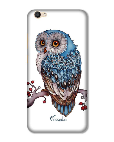 Blue Owl | Vivo V5 Phone Case