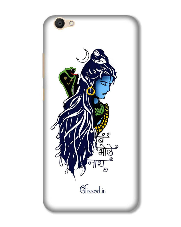 BUM BHOLE NATH | Vivo V5 Phone Case