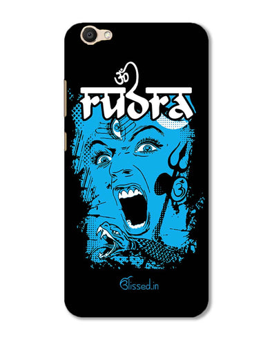 Mighty Rudra - The Fierce One | Vivo V5 Phone Case