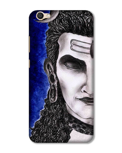 Meditating Shiva | Vivo V5 Phone case