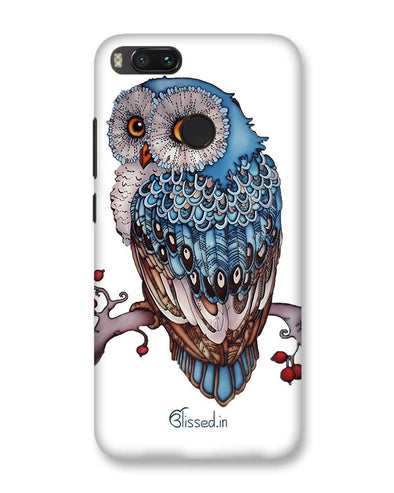 Blue Owl | Xiaomi Mi A1 Phone Case