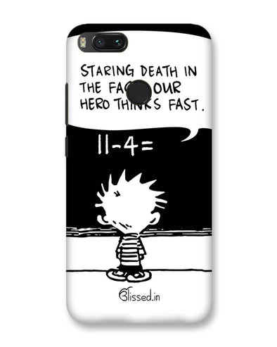 Hero Hobbes | Xiaomi Mi A1 Phone Case
