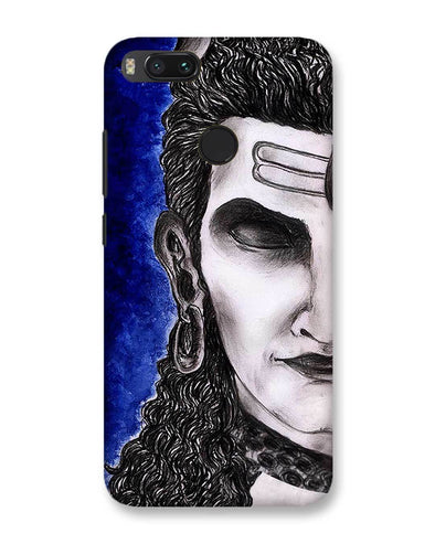 Meditating Shiva | Xiaomi Mi A1 Phone case