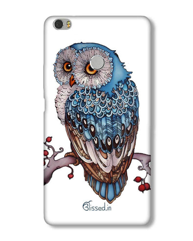 Blue Owl | Xiaomi Mi Max Phone Case