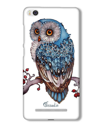 Blue Owl | Xiaomi Mi4i Phone Case