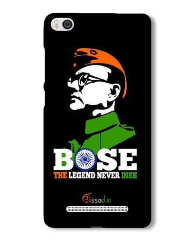 Bose The Legend | Xiaomi Mi4i Phone Case