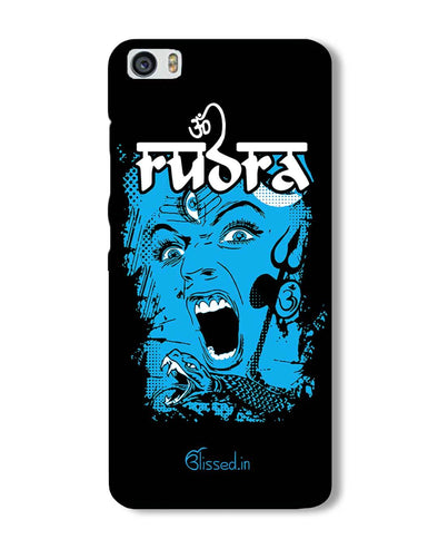 Mighty Rudra - The Fierce One | Xiaomi Mi5 Phone Case