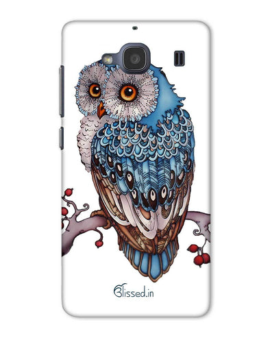 Blue Owl | Xiaomi Redmi 2 Phone Case