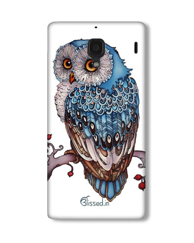 Blue Owl | Xiaomi Redmi 2S Phone Case