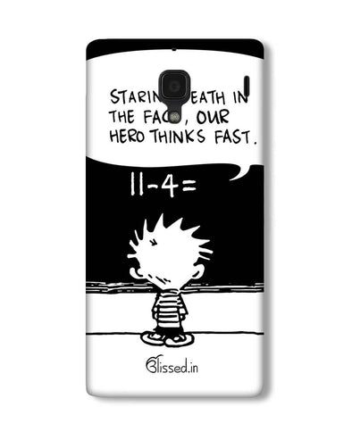Hero Hobbes | Xiaomi Redmi 2S Phone Case