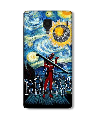 Dead star | Xiaomi Redmi 2S Phone Case