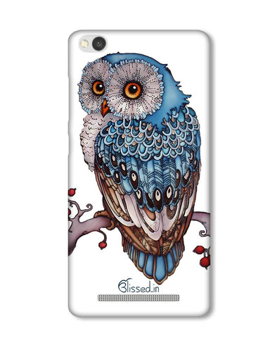 Blue Owl | Xiaomi Redmi 3S Phone Case