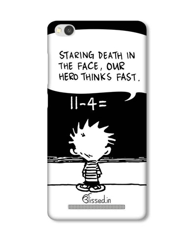 Hero Hobbes | Xiaomi Redmi 3S Phone Case