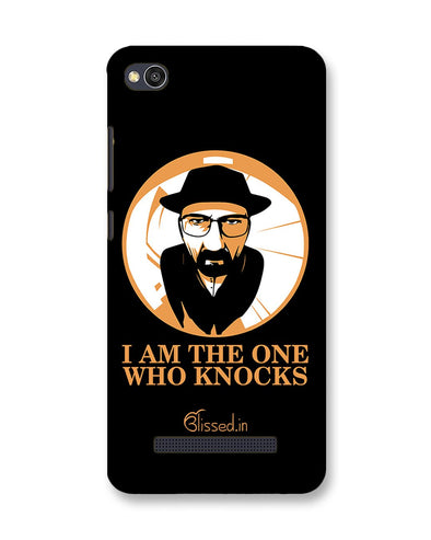 The One Who Knocks | Xiaomi Redmi 4A Phone Case