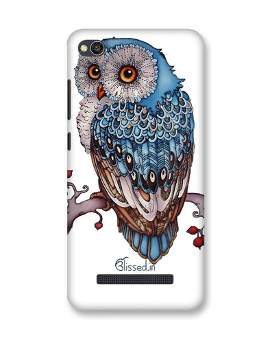 Blue Owl | Xiaomi Redmi 4A Phone Case