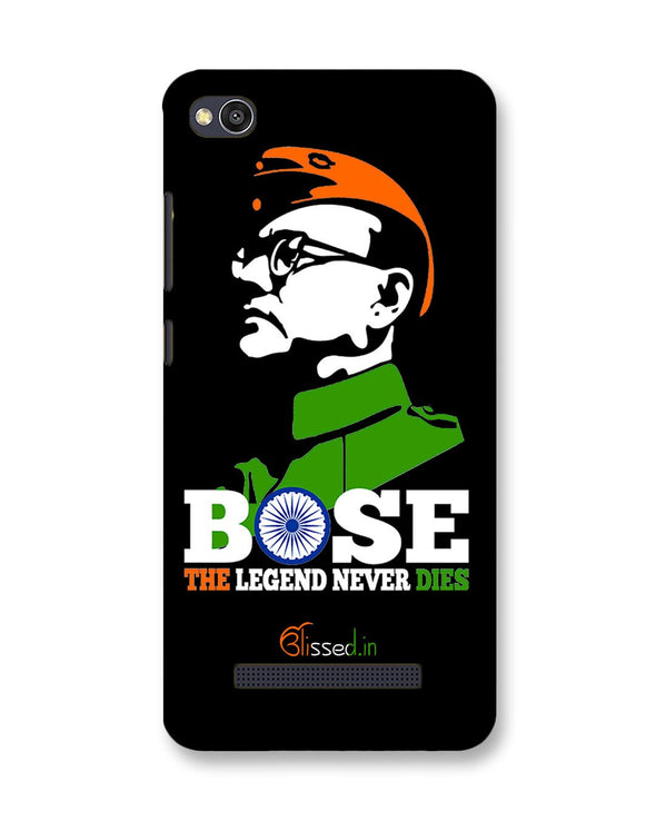 Bose The Legend | Xiaomi Redmi Note4 Phone Case