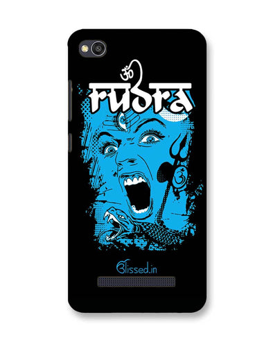 Mighty Rudra - The Fierce One | Xiaomi Redmi 4A Phone Case
