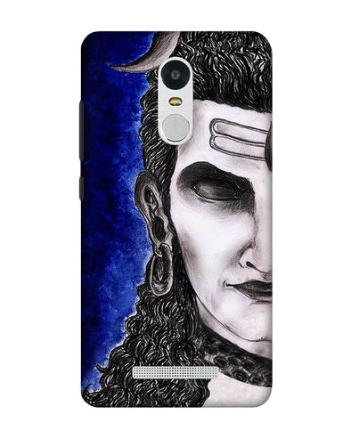 Meditating Shiva | Xiaomi Redmi Note 3 Phone case